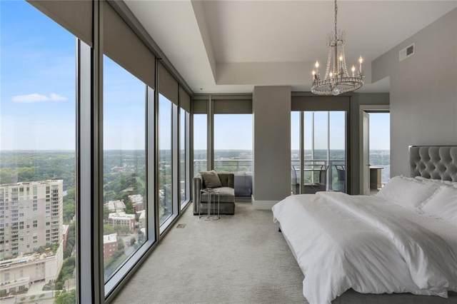 1065 Peachtree Street NE #3305, Atlanta, GA 30309 (MLS #6899266) :: AlpharettaZen Expert Home Advisors