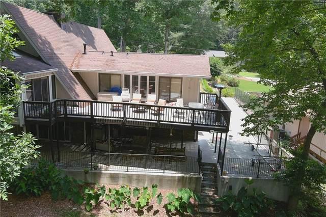 5823 Lakeshore Drive, Buford, GA 30518 (MLS #6899337) :: North Atlanta Home Team