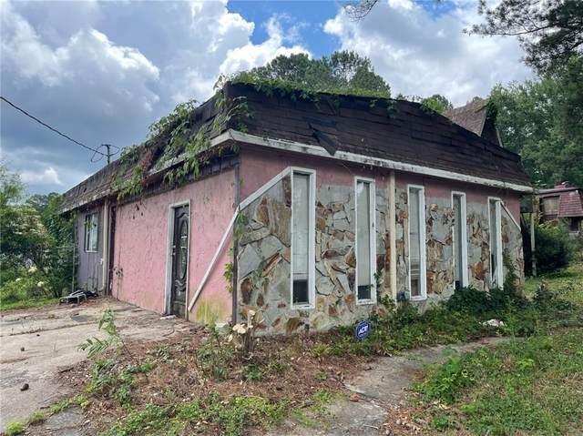 6774 Collier Road, Riverdale, GA 30296 (MLS #6899422) :: Path & Post Real Estate