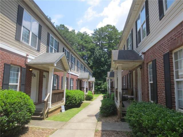 1651 Massachusetts Avenue SW #21, Marietta, GA 30008 (MLS #6899433) :: North Atlanta Home Team