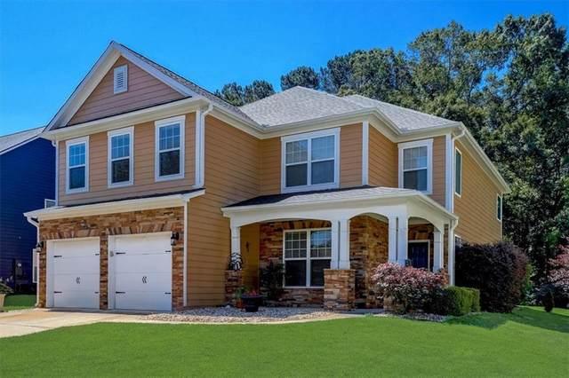 810 Cotton Creek Drive, Canton, GA 30115 (MLS #6899537) :: North Atlanta Home Team