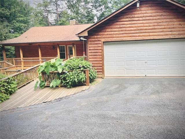349 Squirrel Hunting Road, Ellijay, GA 30536 (MLS #6899538) :: North Atlanta Home Team