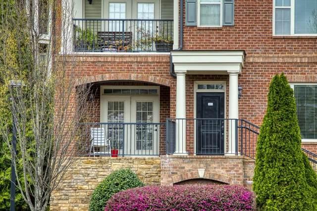 2300 Peachford Road #4111, Dunwoody, GA 30338 (MLS #6899624) :: North Atlanta Home Team