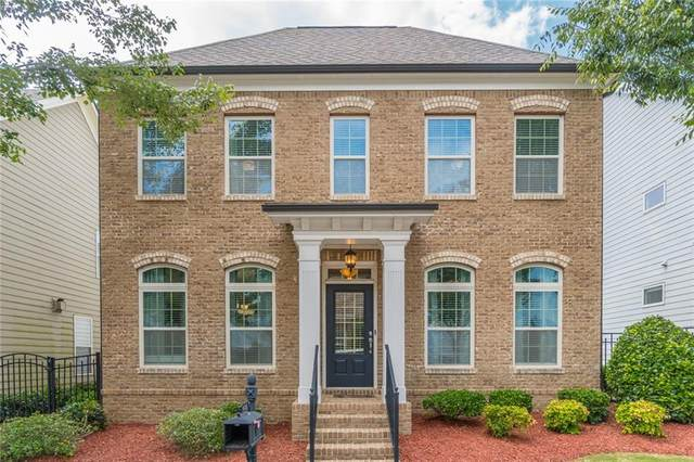 446 Raven Brook Lane, Suwanee, GA 30024 (MLS #6899821) :: Path & Post Real Estate
