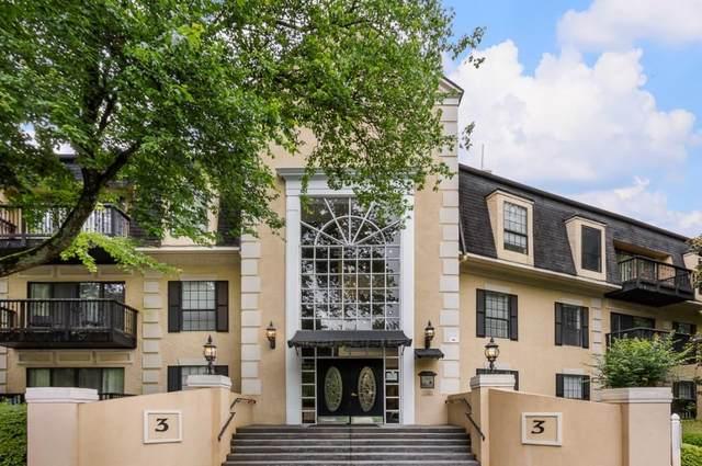 3313 Pine Heights Drive NE, Atlanta, GA 30324 (MLS #6899928) :: Path & Post Real Estate