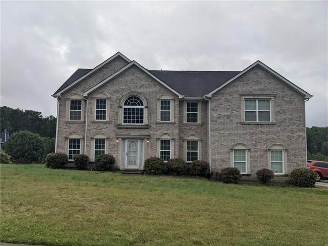 5109 Young Knoll, Stone Mountain, GA 30088 (MLS #6900053) :: The Cowan Connection Team