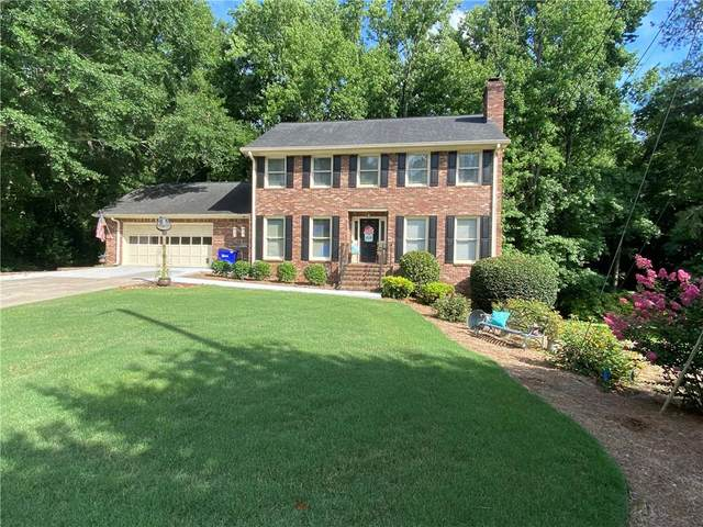 4185 Town Branch Court SW, Covington, GA 30014 (MLS #6900161) :: Dillard and Company Realty Group