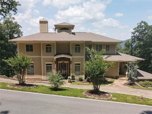 38 High Trail Vista Circle, Jasper, GA 30143 (MLS #6900210) :: Kennesaw Life Real Estate
