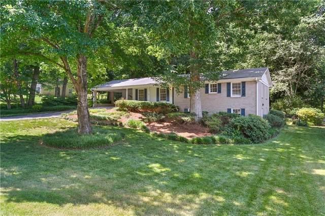 6930 Lockridge Drive, Peachtree Corners, GA 30360 (MLS #6900263) :: Path & Post Real Estate