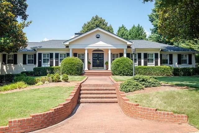 1127 Topaz Way, Marietta, GA 30068 (MLS #6900656) :: Path & Post Real Estate