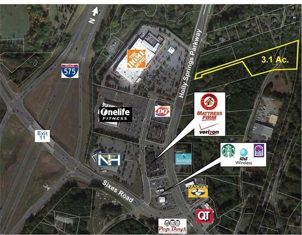 1634 Holly Springs Parkway, Canton, GA 30115 (MLS #6900687) :: North Atlanta Home Team
