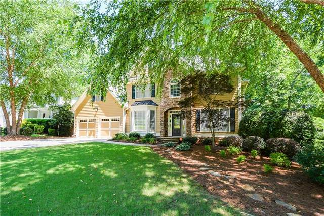 5414 Hedge Brooke Cove NW, Acworth, GA 30101 (MLS #6900689) :: North Atlanta Home Team