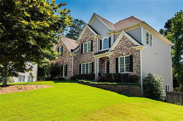 1470 Turtle Dove Lane, Lawrenceville, GA 30043 (MLS #6900787) :: North Atlanta Home Team