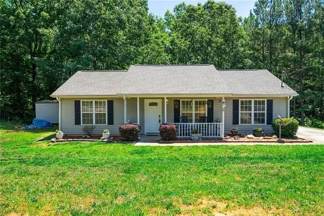 260 Wallace Way, Rockmart, GA 30153 (MLS #6900934) :: North Atlanta Home Team