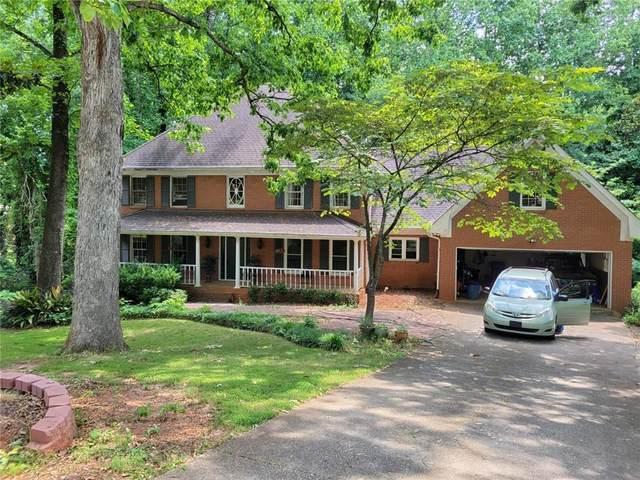 762 Leonard Court, Lawrenceville, GA 30046 (MLS #6901016) :: North Atlanta Home Team
