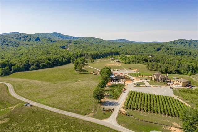 12.9 Acres On Orchard Lane, Talking Rock, GA 30175 (MLS #6901176) :: The Kroupa Team | Berkshire Hathaway HomeServices Georgia Properties