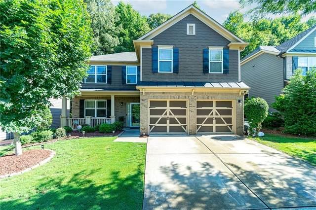 129 Stoney Creek Parkway, Woodstock, GA 30188 (MLS #6901343) :: Oliver & Associates Realty