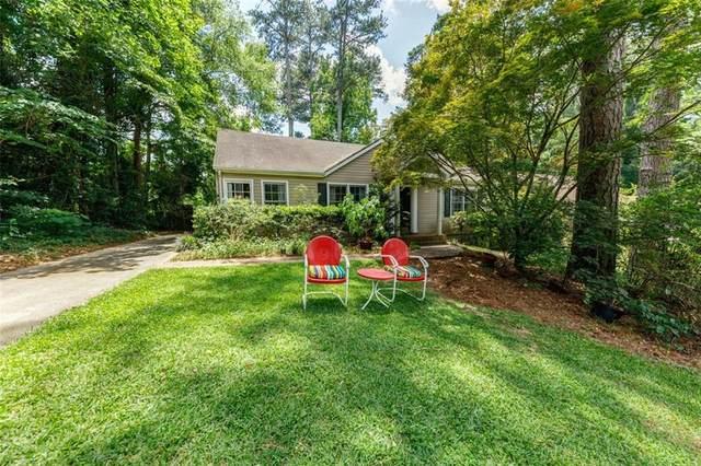 1147 Kingsley Circle NE, Atlanta, GA 30324 (MLS #6901352) :: Dillard and Company Realty Group