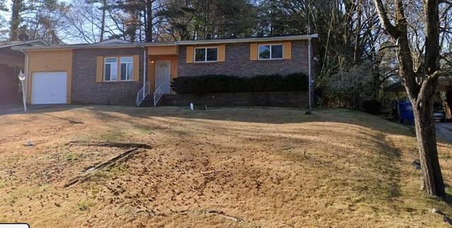 202 Judy Lane SW, Atlanta, GA 30315 (MLS #6901526) :: North Atlanta Home Team