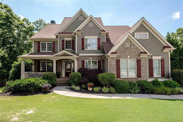 45 Bingham Court, Acworth, GA 30101 (MLS #6901656) :: RE/MAX Prestige
