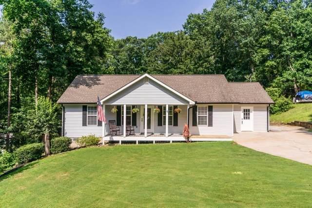 370 Rainey Drive, Dawsonville, GA 30534 (MLS #6901768) :: North Atlanta Home Team
