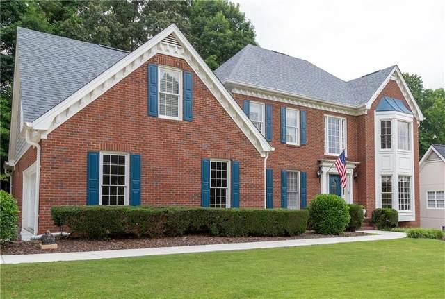 691 Belgrave Lane, Tucker, GA 30084 (MLS #6901770) :: RE/MAX Prestige