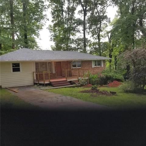 4904 Sugar Valley Road SW, Mableton, GA 30126 (MLS #6901777) :: Path & Post Real Estate