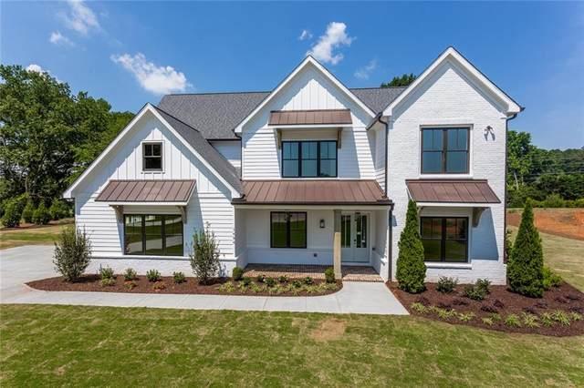 1496 Bon Endriot Court, Milton, GA 30004 (MLS #6901787) :: Path & Post Real Estate