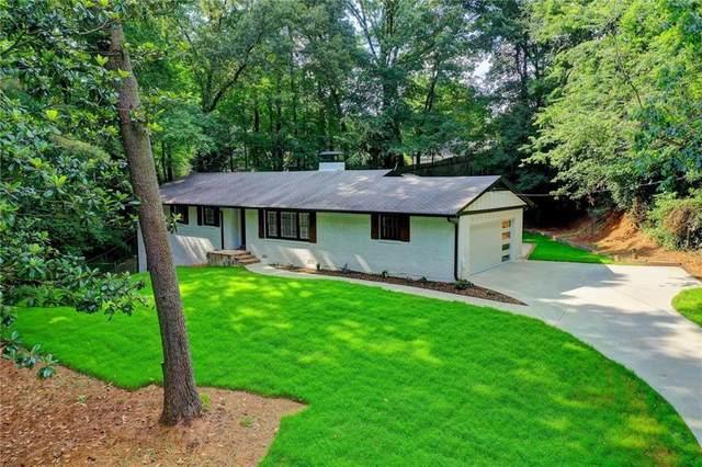 315 Amberidge Trail, Sandy Springs, GA 30328 (MLS #6901824) :: North Atlanta Home Team