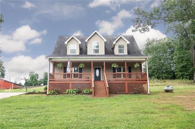 2146 N Wayside Road N, Kingston, GA 30145 (MLS #6901948) :: North Atlanta Home Team
