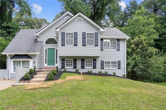 1650 Ivy Glenn Road, Decatur, GA 30032 (MLS #6902059) :: North Atlanta Home Team