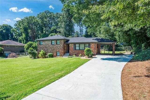 1764 SE Mary Lou Lane SE, Atlanta, GA 30316 (MLS #6902190) :: Path & Post Real Estate
