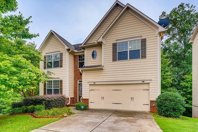 349 Morgans Creek Court NW, Kennesaw, GA 30144 (MLS #6902421) :: North Atlanta Home Team