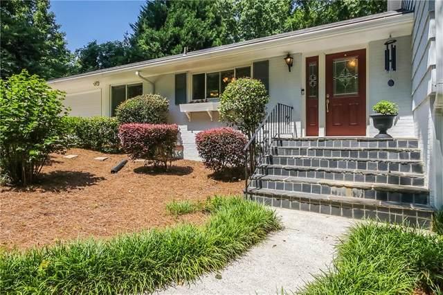 1728 Council Bluff Drive NE, Atlanta, GA 30345 (MLS #6902440) :: North Atlanta Home Team