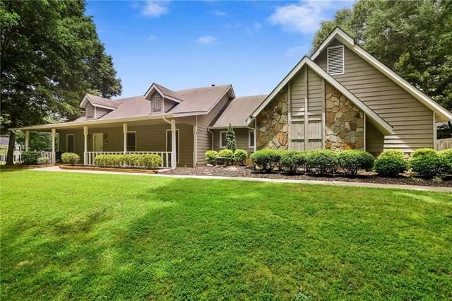 404 Sandown Drive, Peachtree City, GA 30269 (MLS #6902689) :: North Atlanta Home Team