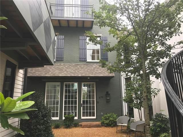 685 Fraser Street SE #55, Atlanta, GA 30315 (MLS #6902892) :: Kennesaw Life Real Estate