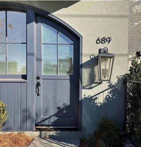 691 Fraser Street SE #58, Atlanta, GA 30315 (MLS #6903001) :: The Kroupa Team | Berkshire Hathaway HomeServices Georgia Properties