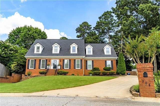 908 Jami Court, Lawrenceville, GA 30046 (MLS #6903088) :: North Atlanta Home Team