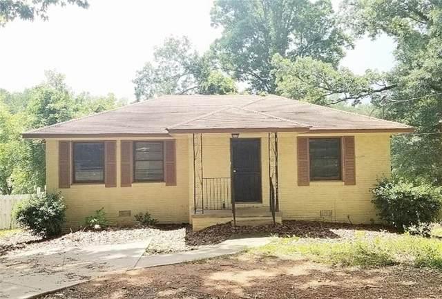 2361 Beecher Road SW, Atlanta, GA 30311 (MLS #6903693) :: AlpharettaZen Expert Home Advisors