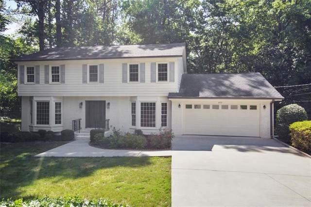 4373 Berkford Circle NE, Brookhaven, GA 30319 (MLS #6903718) :: The Atlanta Real Estate Group
