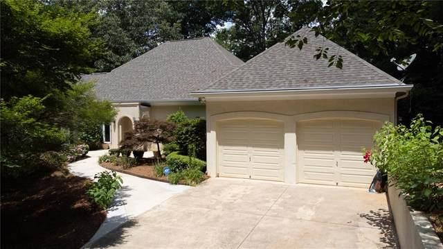 3601 Lakeview Drive, Gainesville, GA 30501 (MLS #6903757) :: Charlie Ballard Real Estate