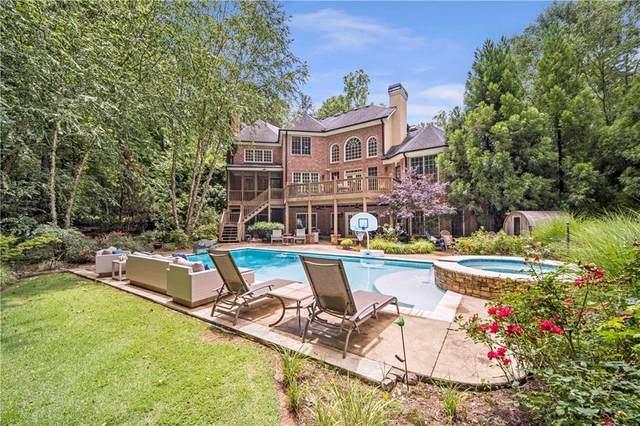 183 Mars Hill Road, Powder Springs, GA 30127 (MLS #6903885) :: North Atlanta Home Team