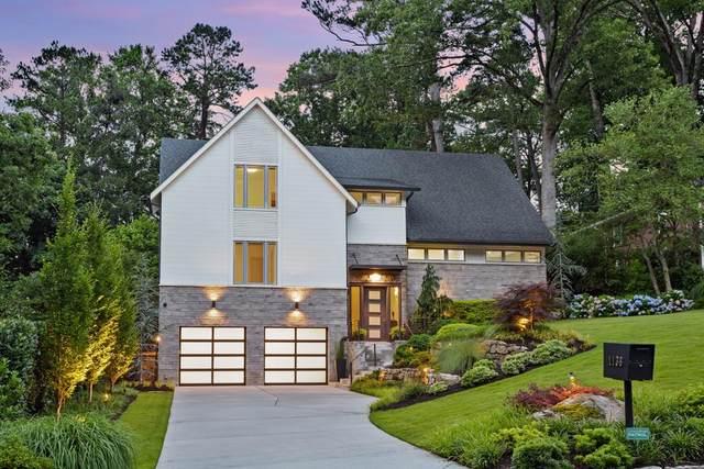 1138 Beech Haven Road NE, Atlanta, GA 30324 (MLS #6905173) :: The Gurley Team