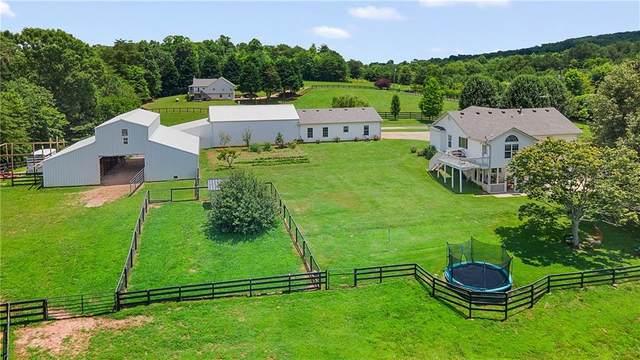 265 Abbott Drive, Canton, GA 30114 (MLS #6905737) :: Path & Post Real Estate