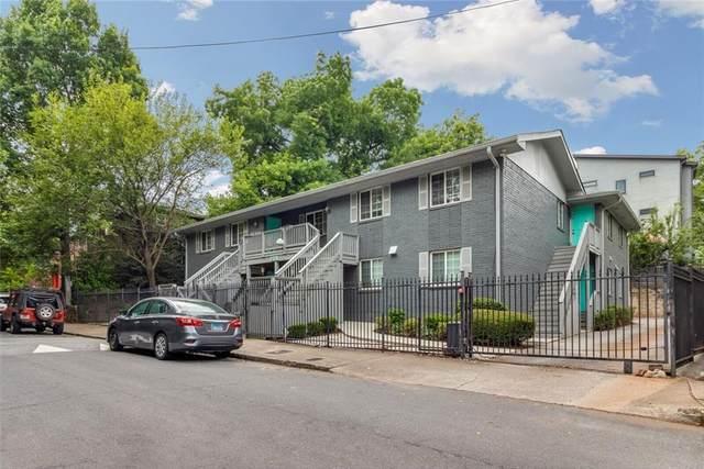 210 Sampson Street NE #9, Atlanta, GA 30312 (MLS #6905763) :: The Hinsons - Mike Hinson & Harriet Hinson