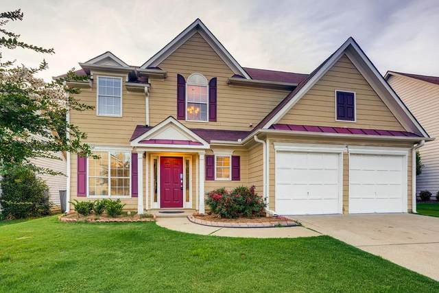 4144 Berwick Farm Drive, Duluth, GA 30096 (MLS #6906114) :: The Gurley Team