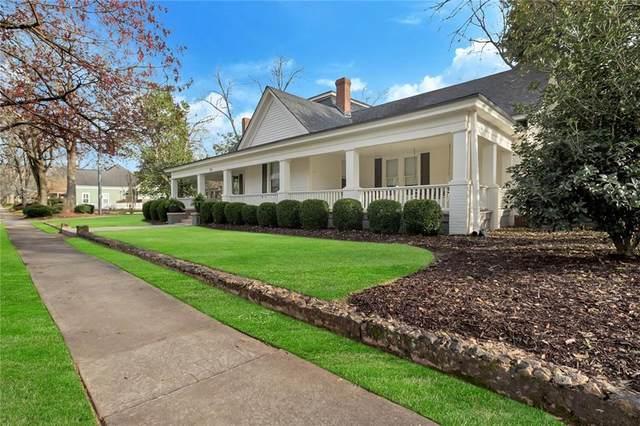 109 College Street, Mcdonough, GA 30253 (MLS #6906332) :: Maximum One Partners