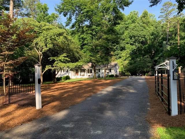 1405 Roper Road, Canton, GA 30115 (MLS #6906488) :: Kennesaw Life Real Estate