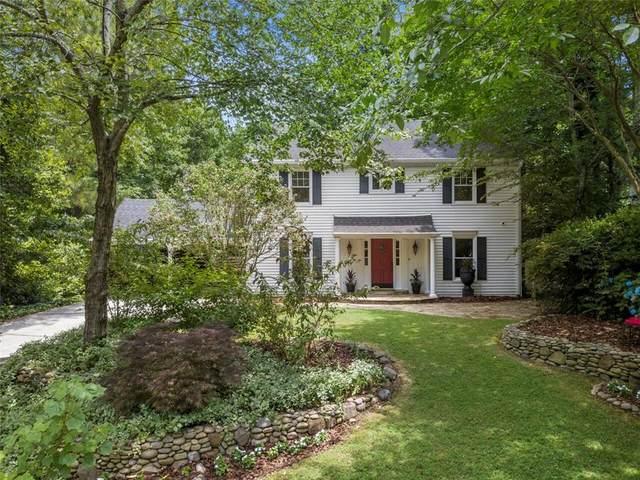 970 Winding Creek Trail, Atlanta, GA 30328 (MLS #6906912) :: North Atlanta Home Team