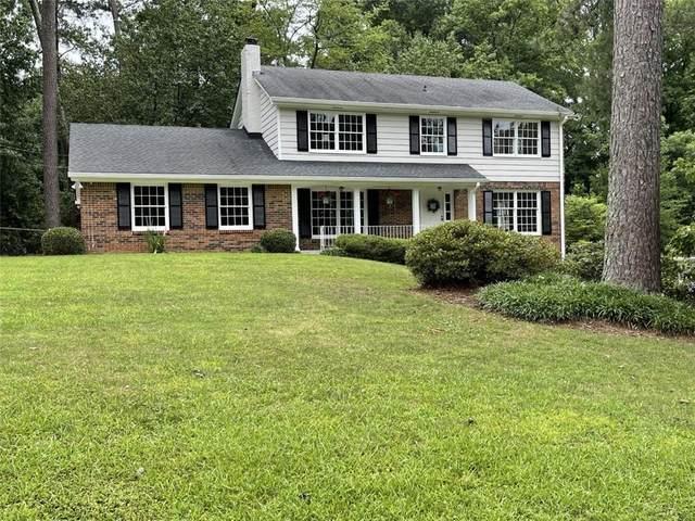1958 Queens Way, Chamblee, GA 30341 (MLS #6906916) :: The Atlanta Real Estate Group